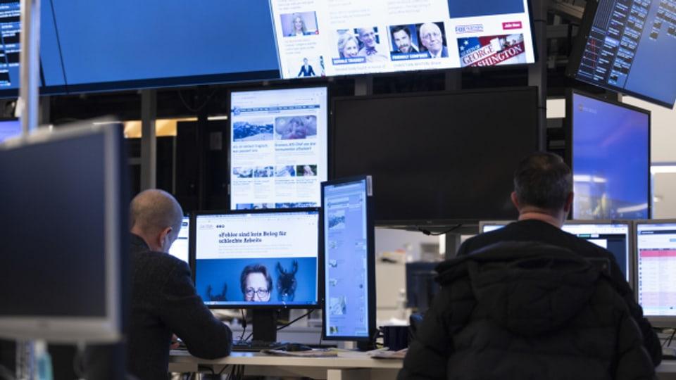 """Mit der Revision des kantonalen Informationsgesetzes schafft die Berner Regierung die Voraussetzungen für eine indirekte Förderung der lokalen Medien. Damit will der Regierungsrat die """"zunehmend gefährdete publizistische Medienvielfalt"""" auch in Zukunft sicherstellen."""