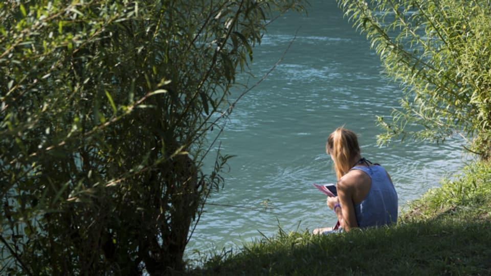 Die Bewegungsdaten der Touristinnen im Wallis werden ausgewertet.
