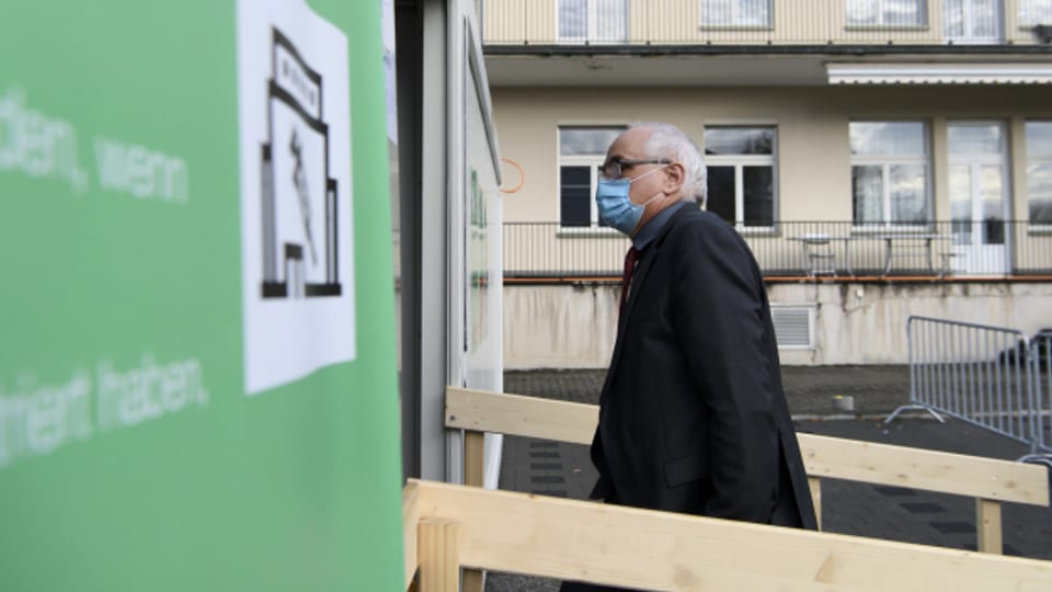 Der bernische Gesundheitsdirektor Pierre Alain Schnegg fordert eine Neuorganisation des BAG.