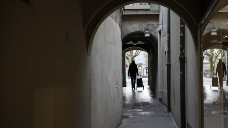 Tote Schaufenster sollen in der Berner Altstadt künftig nicht mehr vorkommen.