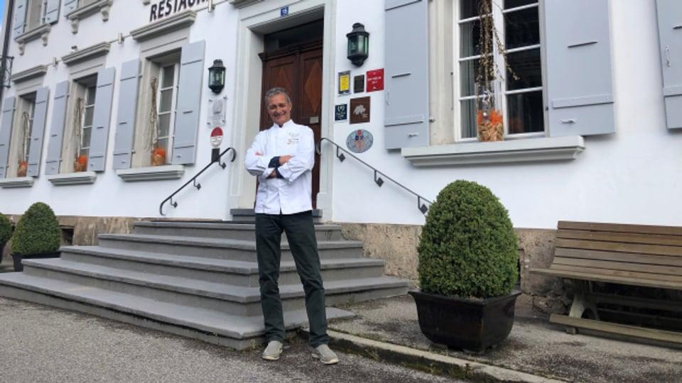 Alain Bächler hat den polnischen Präsidenten bekocht: «Das war eine komplizierte Sache»