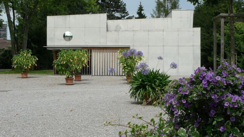 Der Bümplizer Friedhof ist der kleinste der drei Stadtberner Friedhöfe.