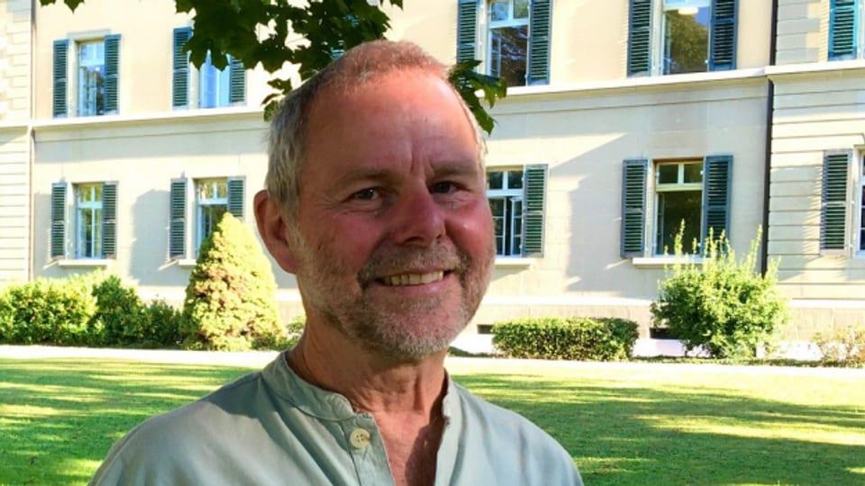 Res Hertig geht nach 36 Arbeitsjahren in der Waldau in Pension.