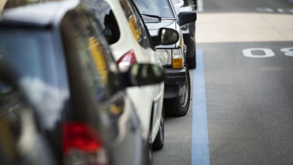Ein Politikum: wie viel soll eine Jahresparkkarte kosten?