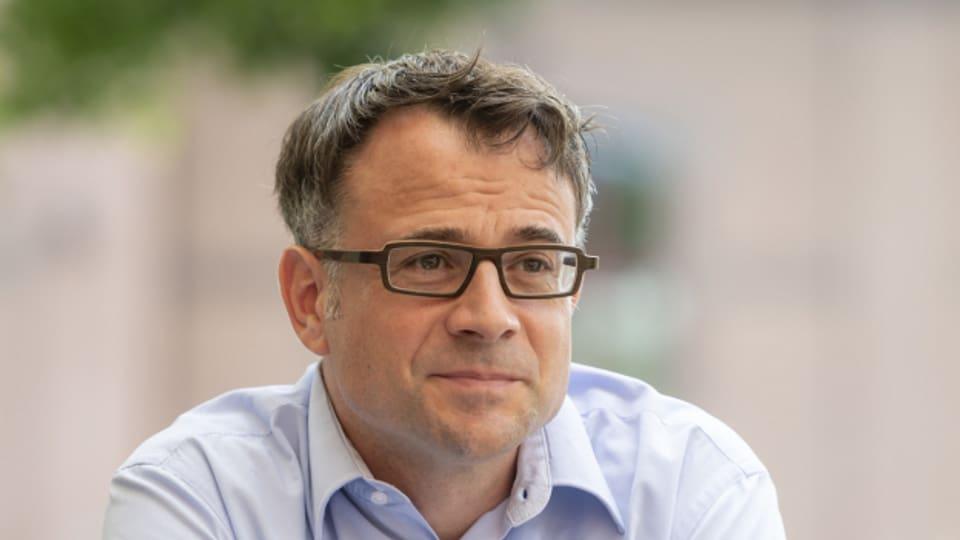 Vor dem zweiten Wahlgang: Kaspar Sutter will neu in die Regierung