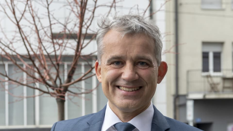 Beat Jans will das Präsidialdepartement umkrempeln