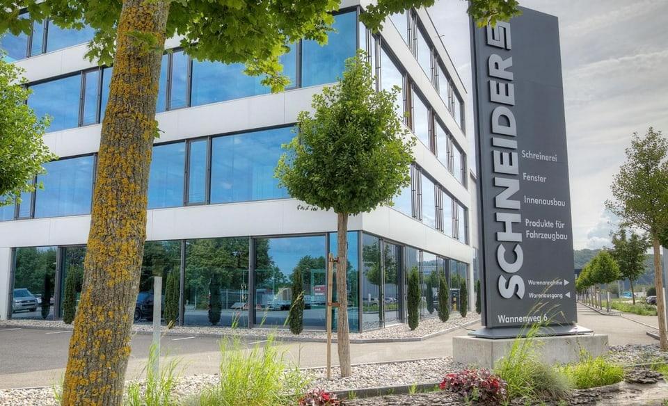 Die Schneider Gruppe in Pratteln plant einen grossen Stellenabbau.