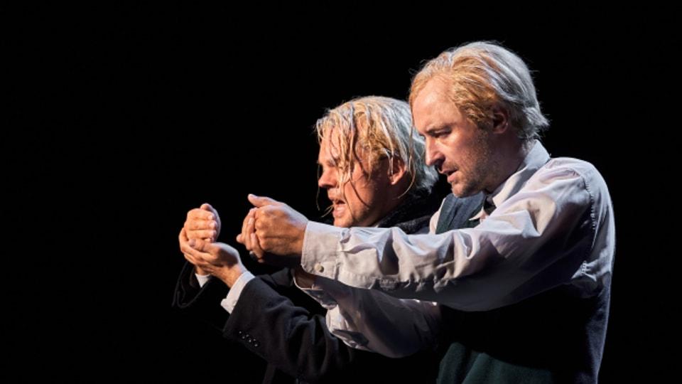 Im Theater Basel sind nur noch 15 Zuschauerinnen und Zuschauer zugelassen.