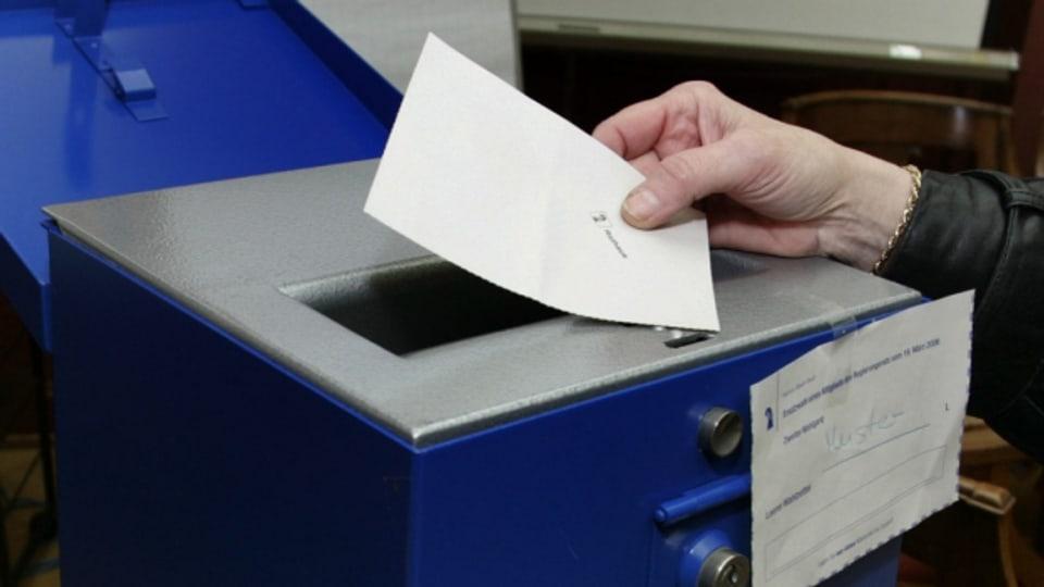 Am Sonntag erwarten die Behörden eine hohe Stimmbeteiligung.