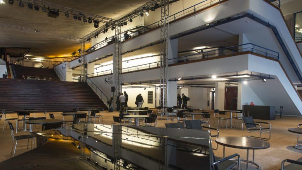 Das Theater Basel musste Ende Februar wegen Corona schliessen.