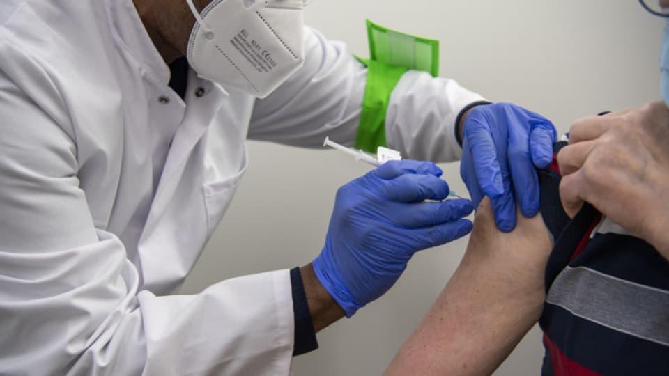 Ansturm auf Corona-Impftermine im Baselbiet
