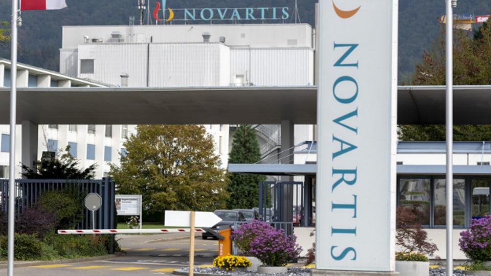 Novartis macht mehr Gewinn, leidet aber dennoch unter Corona