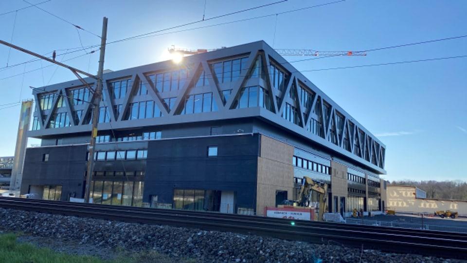 In Arlesheim entsteht ein Zentrum der Industrie 4.0