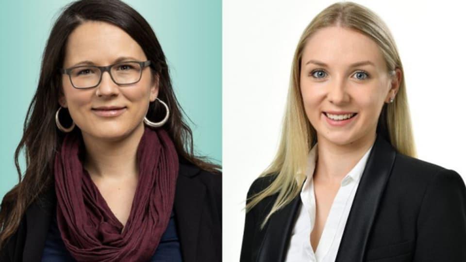 Streitgespräch Barbara Heer (SP) vs. Demi Hablützel (SVP)