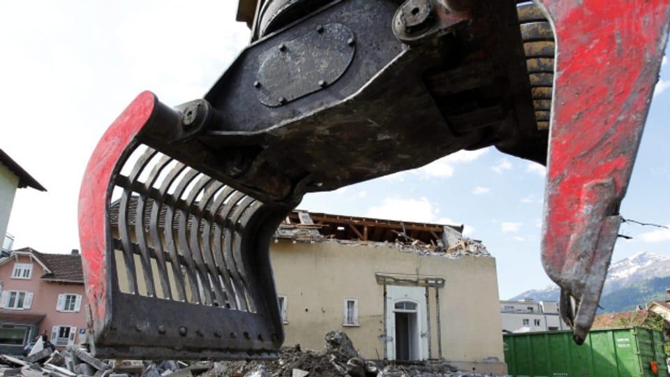 Immer mehr historische Gebäude werden im Baselbiet abgerissen
