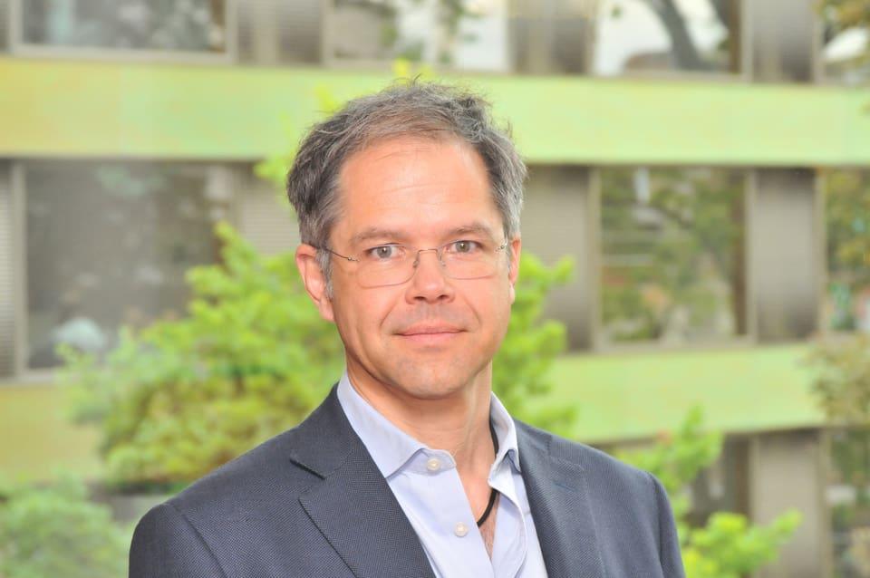 Jan Bonhoeffer ist Leitender Arzt am UKBB