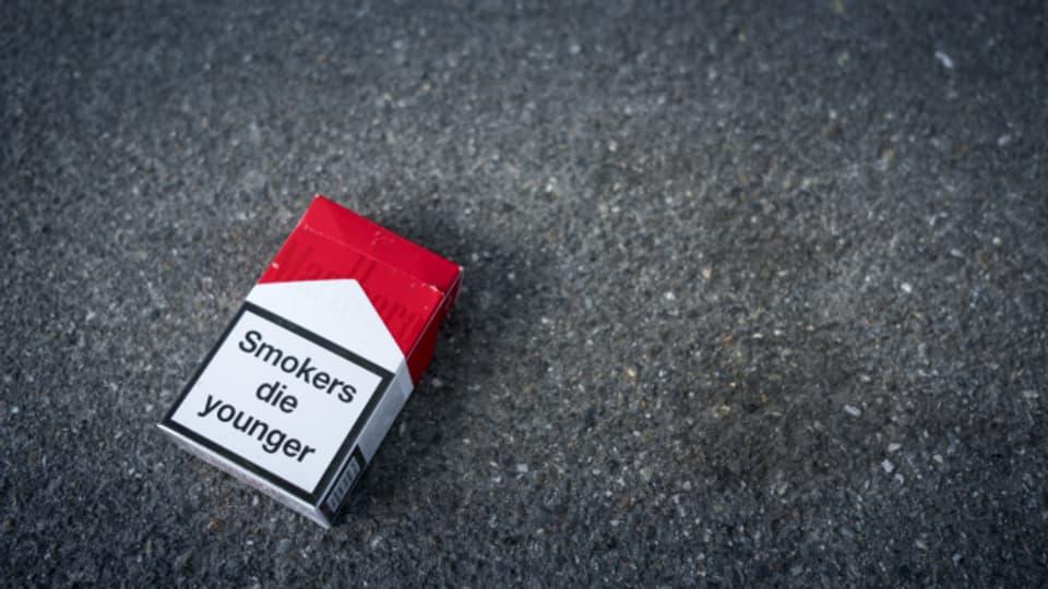 Basler Studie: Verbot hält Junge nicht vom Rauchen ab