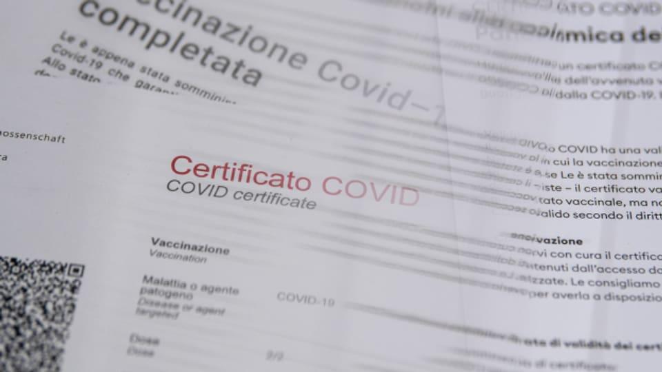 Wenn der zweite Vorname auf dem Zertifikat fehlt, kann dies zu Problemen führen, zum Beispiel beim Reisen.