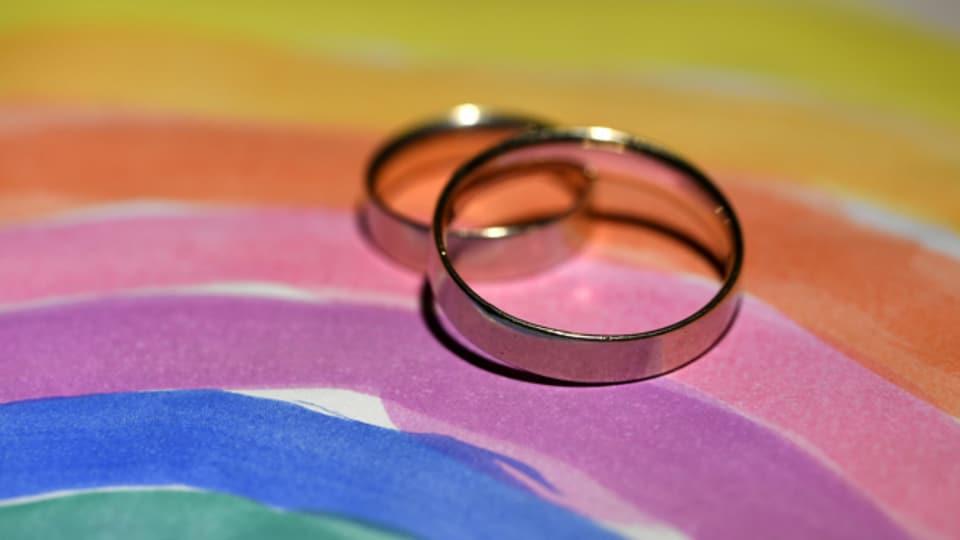 Ehe für alle als Spaltpilz