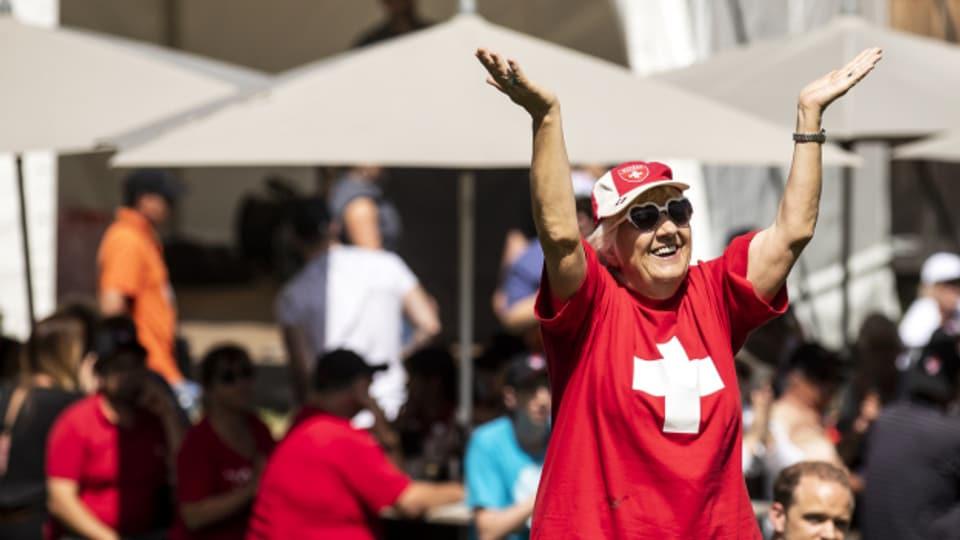 Fast wie in normalen Zeiten: Liestal lässt für die Feier 1000 Personen aufs Festareal.