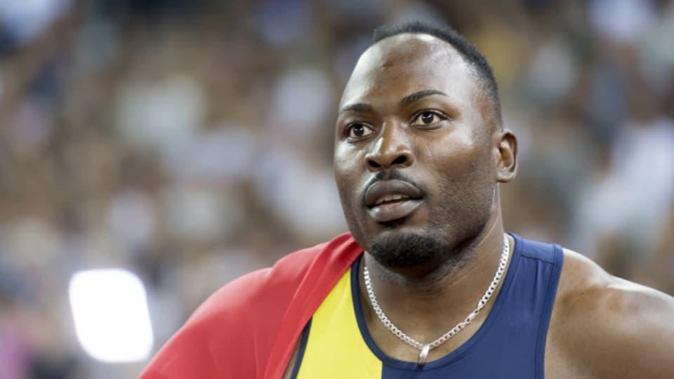 Darf nicht starten an den olympischen Spielen: Sprinter Alex Wilson