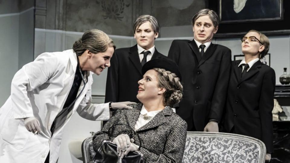 Saisonstart im Theater Basel mit zwei Premieren