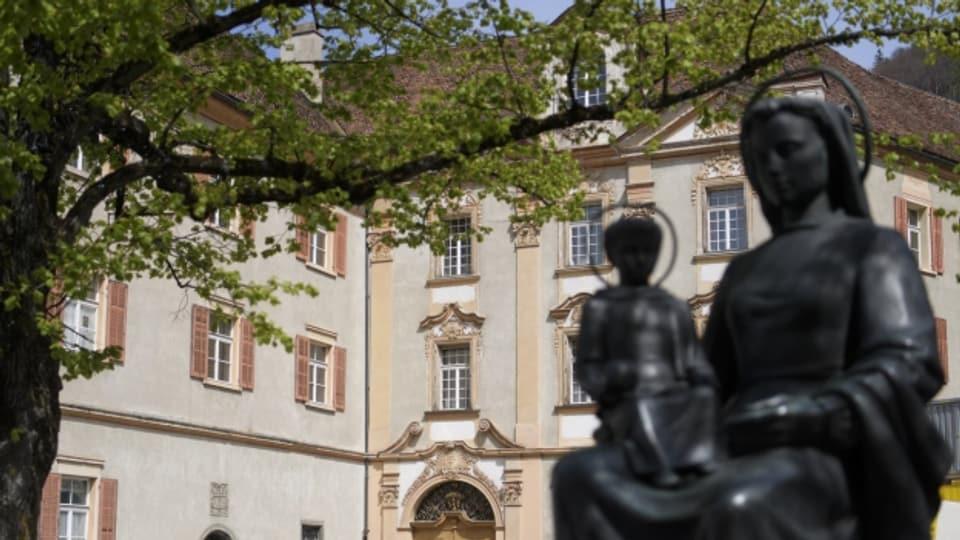 Das Bischöfliche Schloss in Chur
