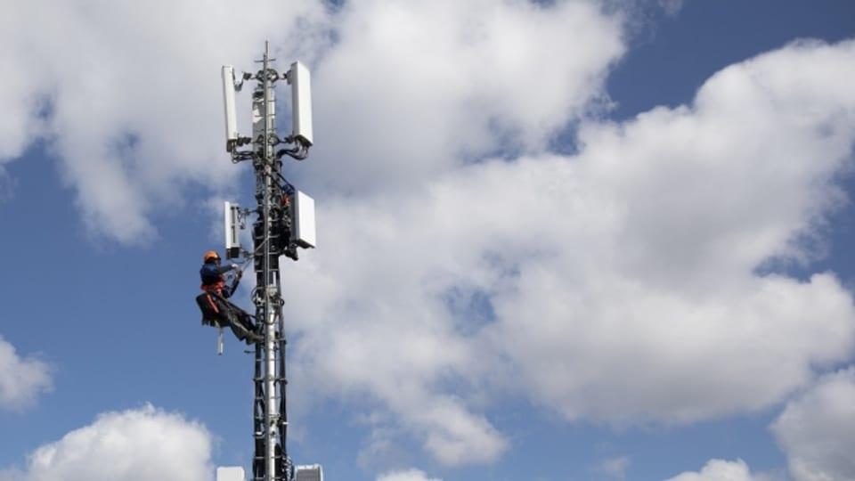 5G wird zum Politikum.