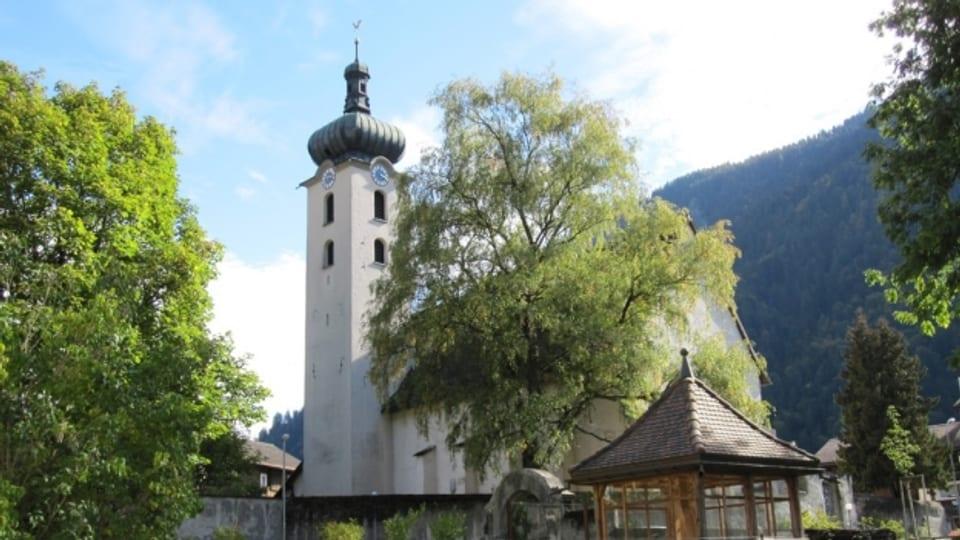 Die reformierte Kirchgemeinde Schiers plant eine Neugestaltung ihrer Kirche.