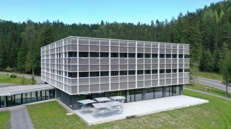 Der neue Medizin-Campus in Davos wurde eingeweiht.