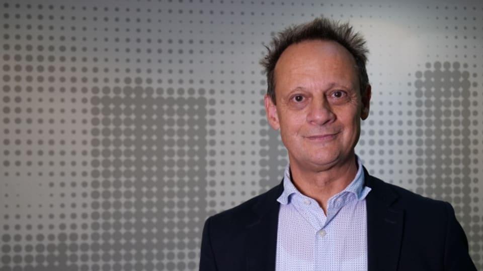 Stefan Engler will Ständerat bleiben.