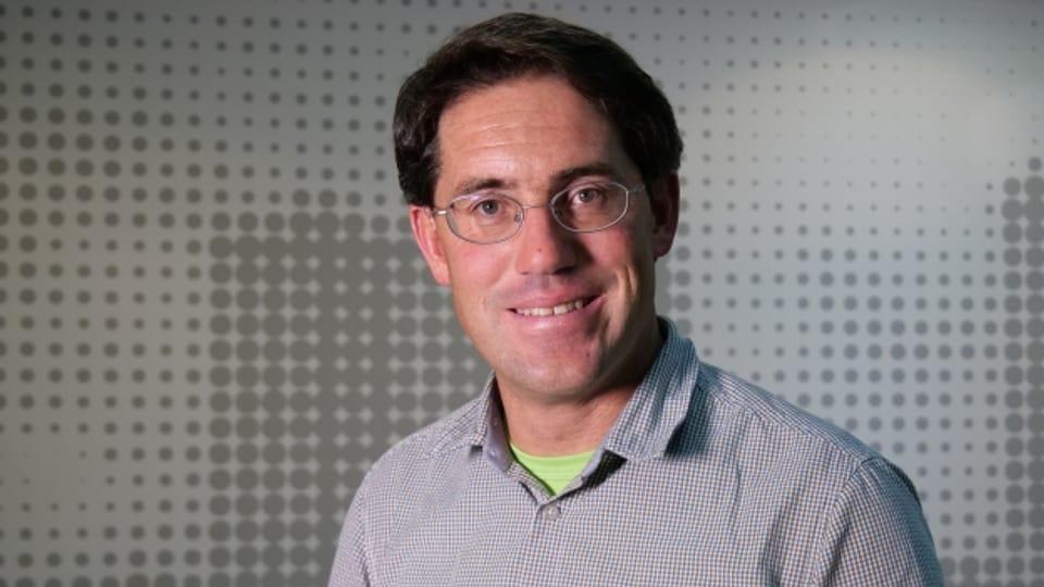 Timo Stammwitz ist Ständeratskandidat