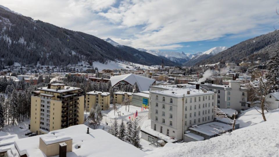 Der Grosse Rat tagt in Davos
