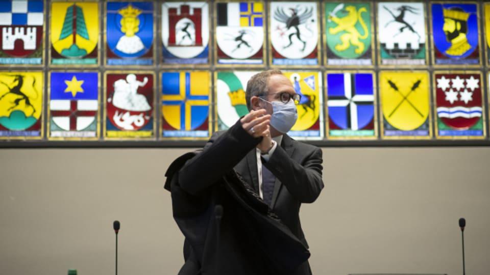 Trotz Corona: Bündner Finanzdirektor präsentiert positive Rechnung