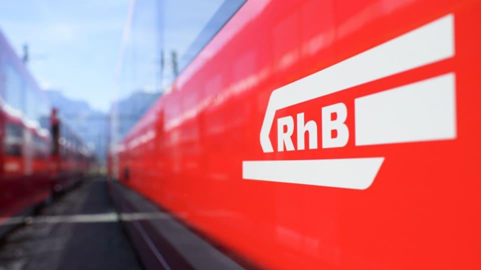 Die Rhätische Bahn verzeichnet 2020 ein grosses Minus.