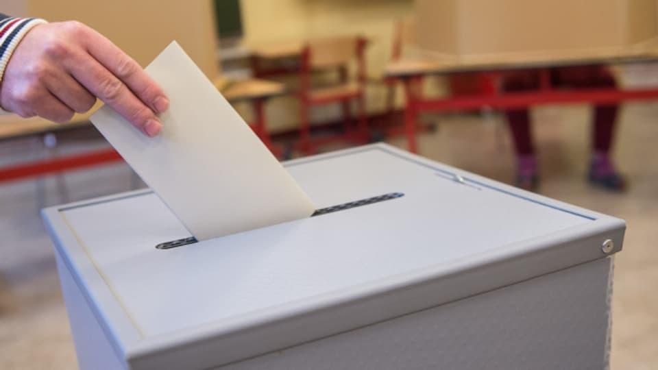 Schwende und Rüte stimmten für eine Bezirksfusion. (Symbolbild)