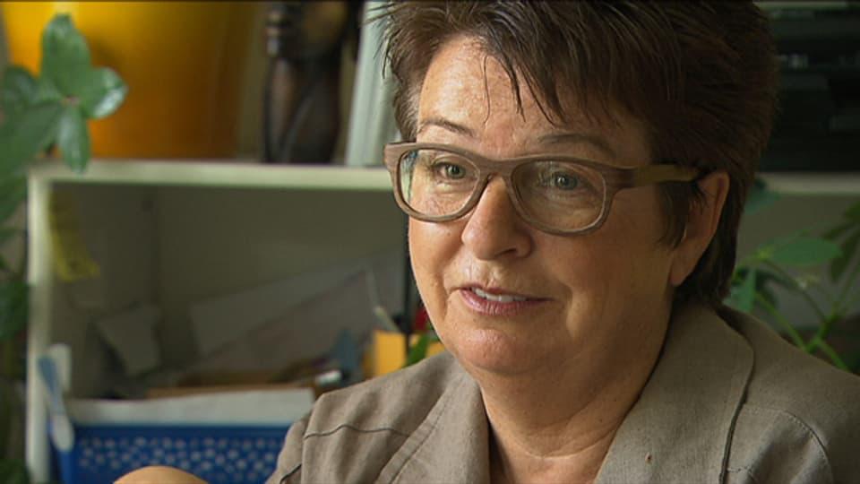 Ihre Bücher landen regelmässig auf den Bestsellerlisten: Die Zentralschweizer Autorin Blanca Imboden