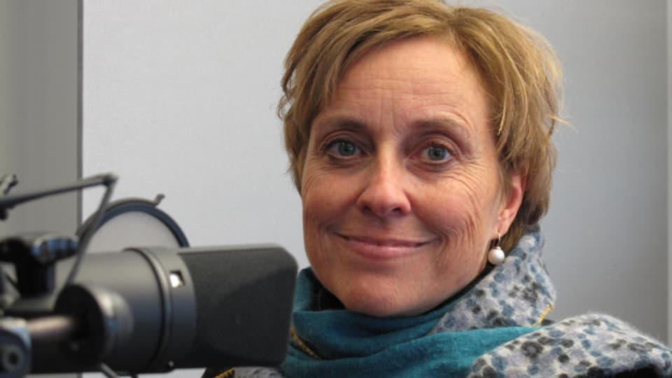 Birgitte Snefstrup geht in Pension