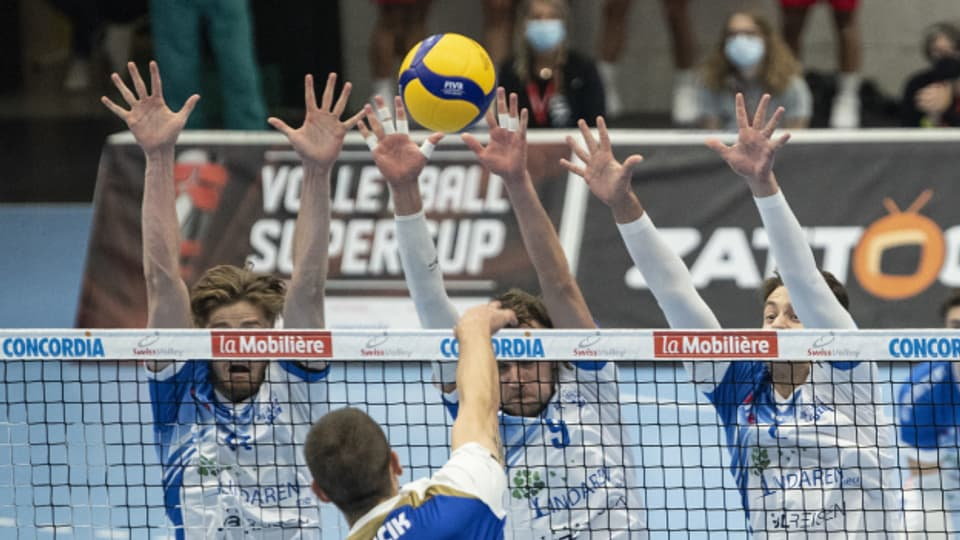 Lindaren Volley Luzern hat bis am 22. März Zeit, um das nötige Geld für die Zulassung aufzutreiben