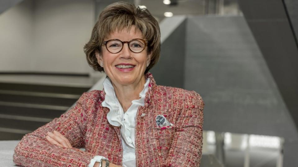 Doris Russi Schurter tritt als LUKB-Präsidentin zurück