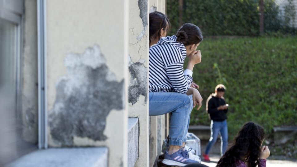 Mehr Asylsuchende wegen Corona (Symbolbild)
