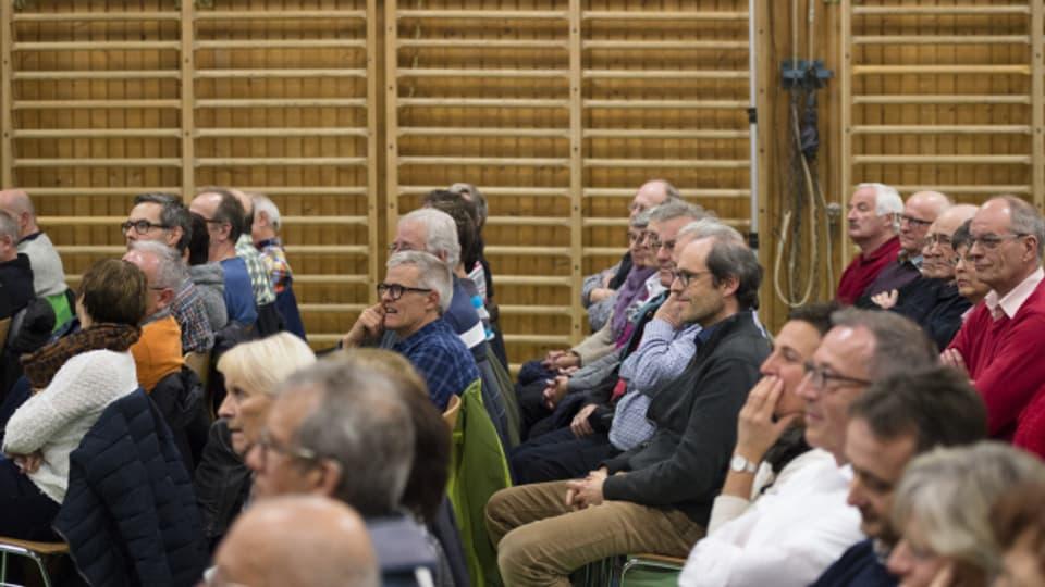 Geht es nach der Luzerner SP, dann sollen auch Ausländerinnen und Ausländer an Gemeindeversammlungen teilnehmen dürfen.