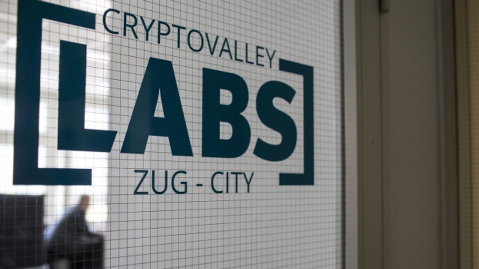 Das Crypto Valley Lab in Zug: Flexible Arbeitsplätze, die auf Blockchain- und Crypto-Technologien basieren.
