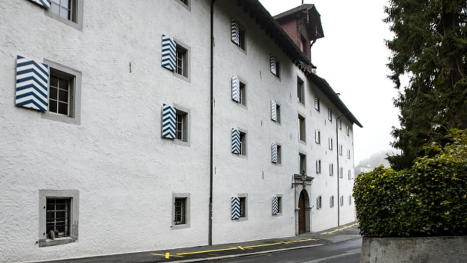 Das alte Zeughaus in Luzern soll neuer Museumsstandort werden.