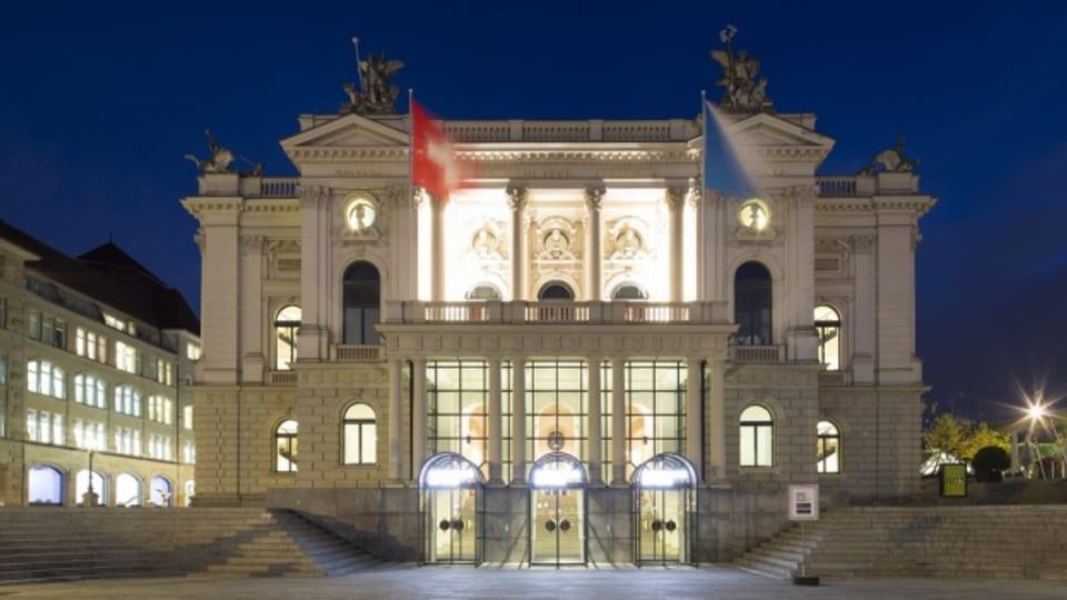 Das Zürcher Opernhaus: ein Leuchtturm der Kultur, für den auch die Aargauer aufkommen.