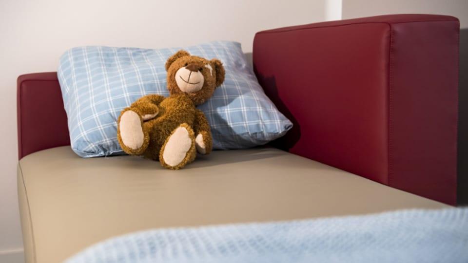 In der Baselbieter Kinder- und Jugendpsychiatrie ist derzeit jedes Bett belegt (Symbolbild).