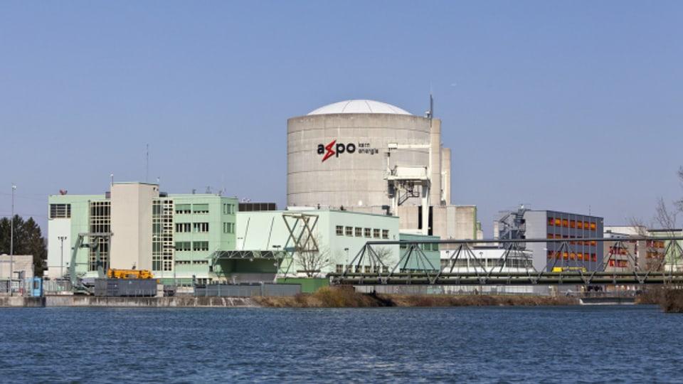 Ein Extremhochwasser würde auch das Kernkraftwerk Beznau teilweise unter Wasser setzen.