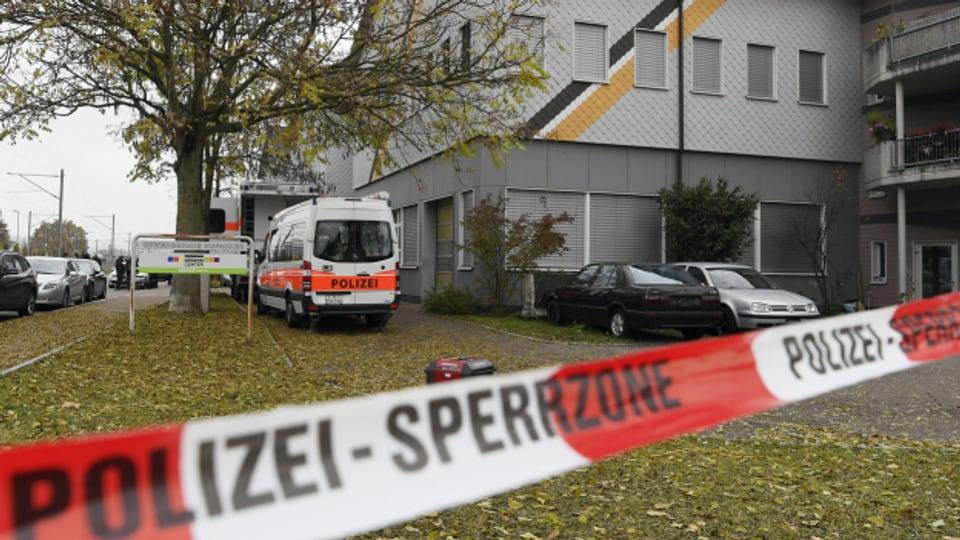 Die An Nur Moschee in Winterthur geriet wegen extremistischen Tendenzen in die Schlagzeilen.