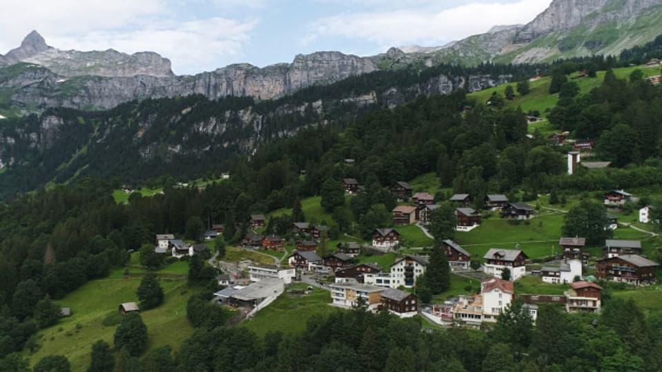 Braunwald soll weiterhin ausschliesslich mit einer Bahn erschlossen werden.