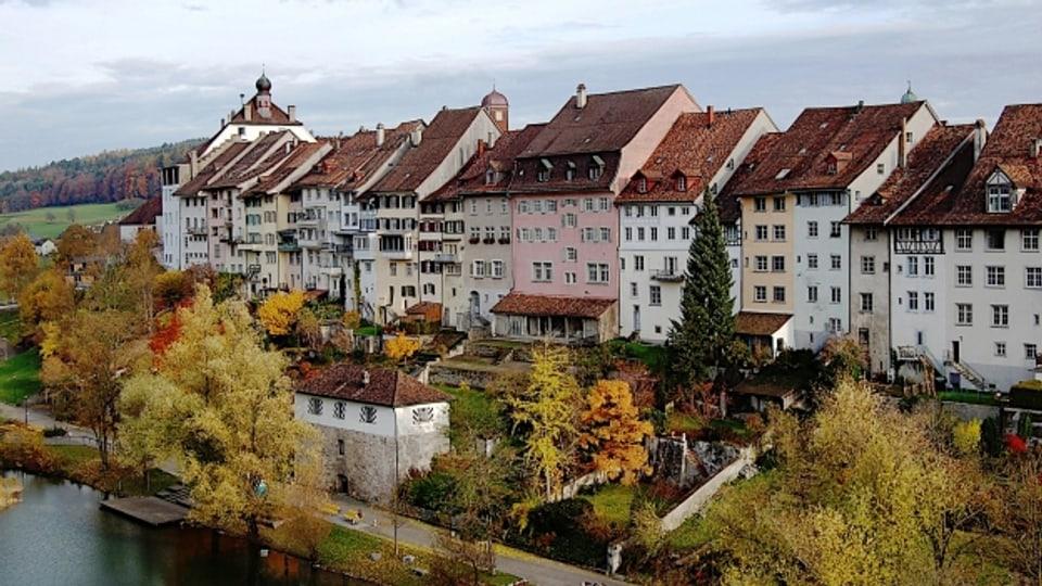 Die Altstadt Wil bietet eine attraktive Kulisse.